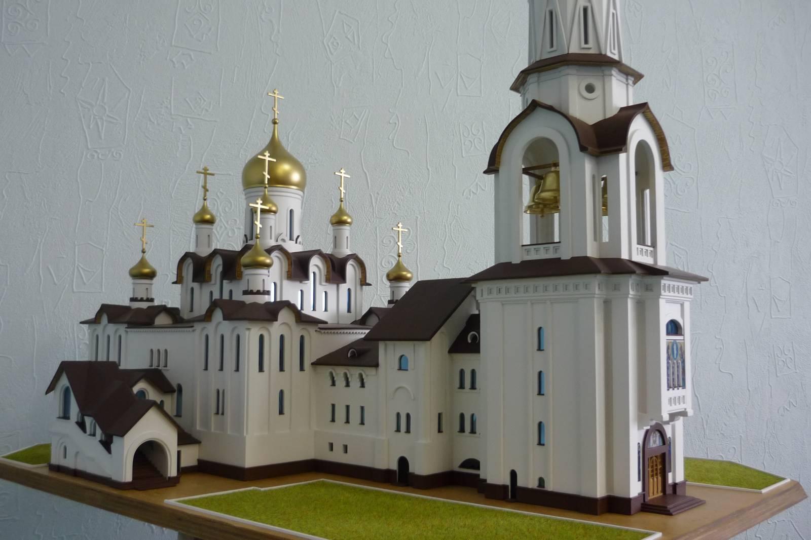 Построить церковь своими руками