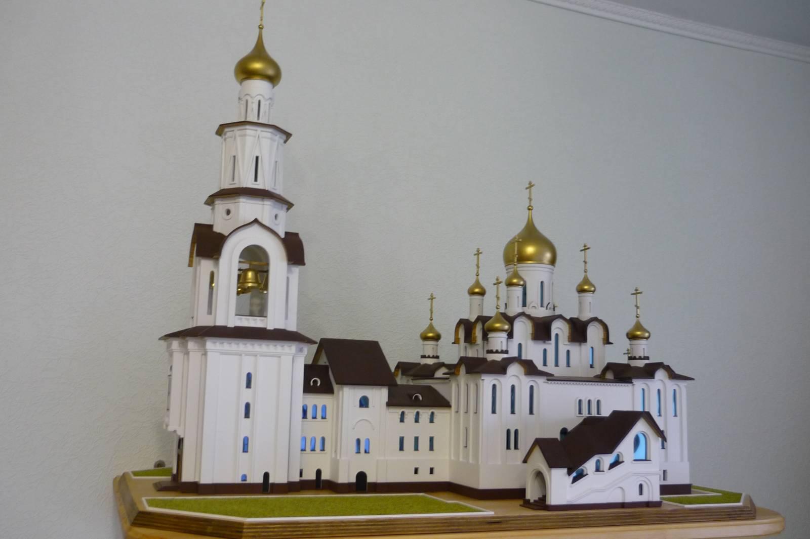 Как делать церковь своими руками